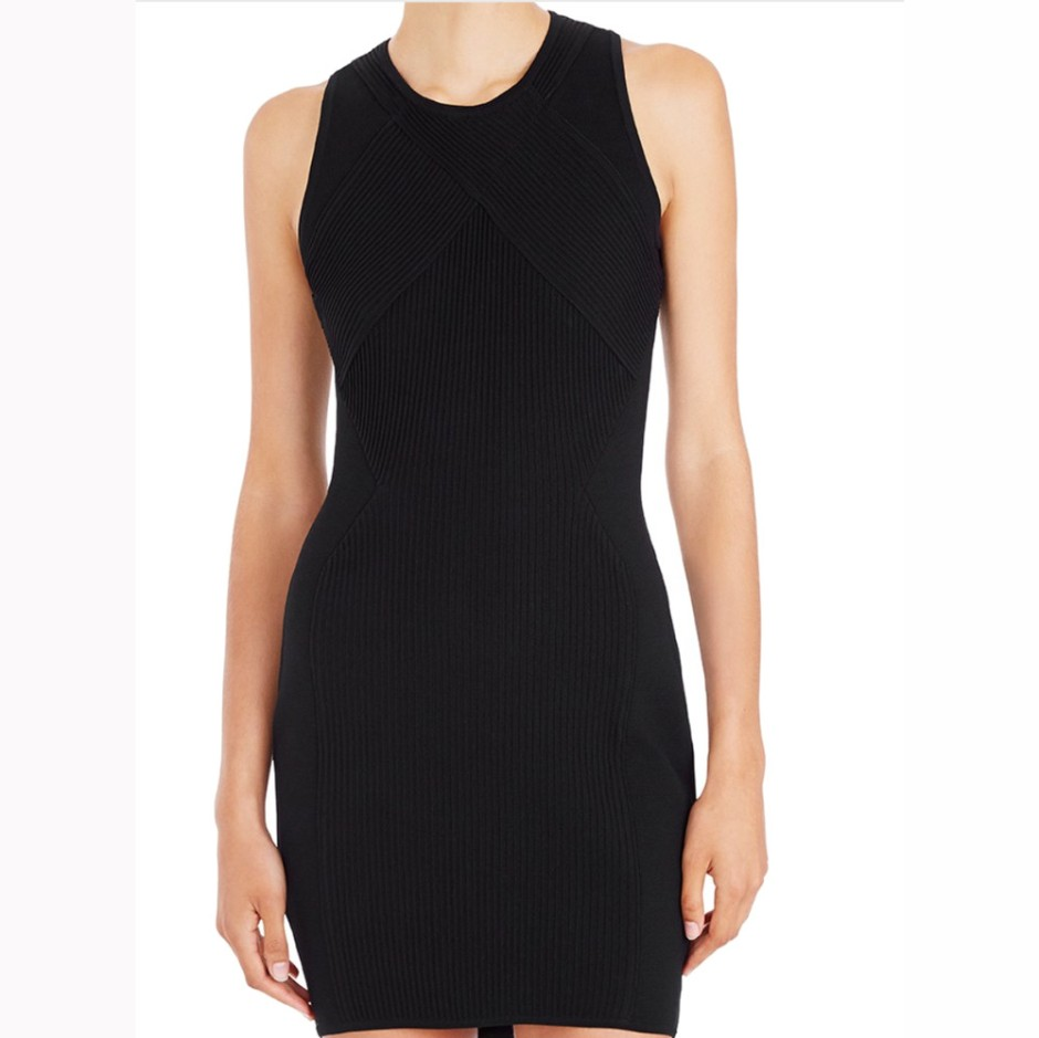Sass and Bide Brace Yourself Black Dress