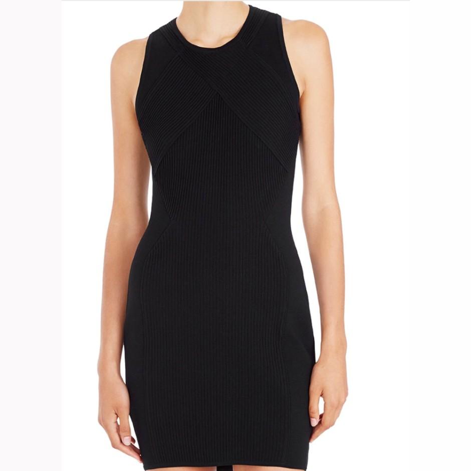 Sass and Bide Brace Yourself Black Dress
